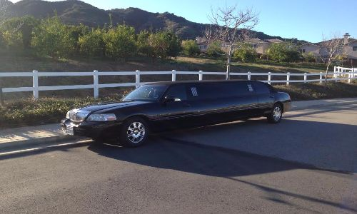 Wedding Special Limo